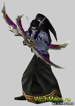Warcraft 3 модели героев - 41638