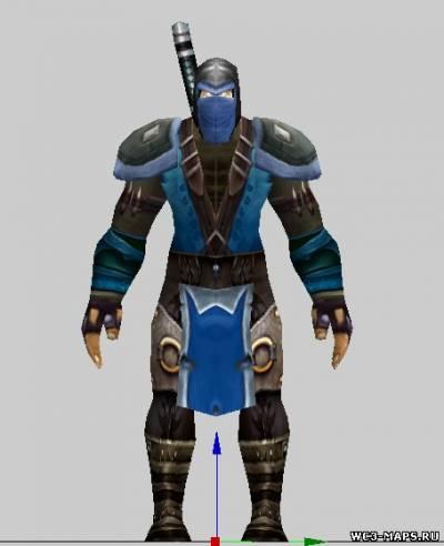 Warcraft 3 модели юнитов - 500d