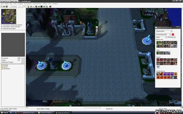 Скачать Карту Терамор Warcraft 3 - фото 2