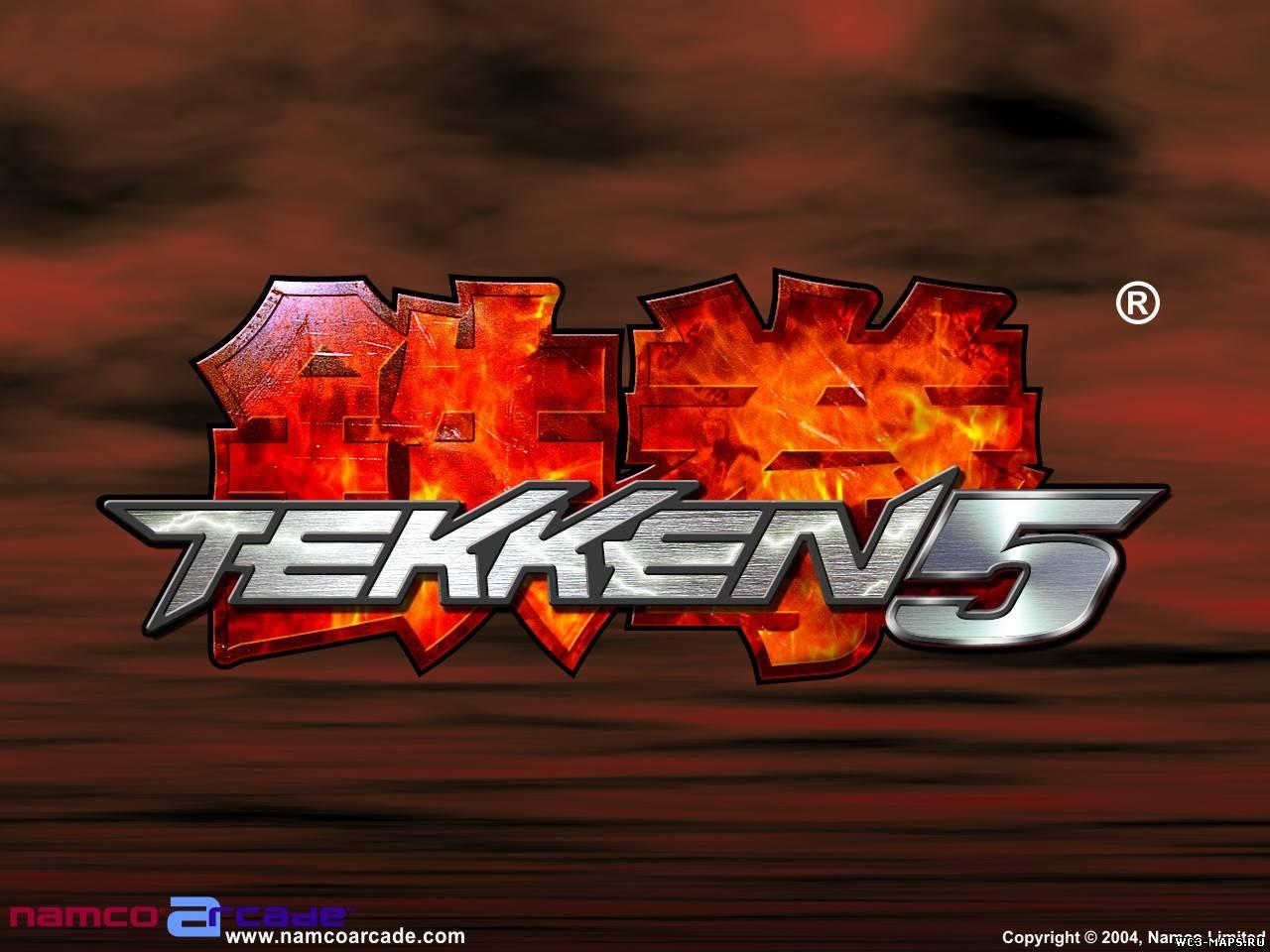 Tekken 3 Эмулятор Скачать