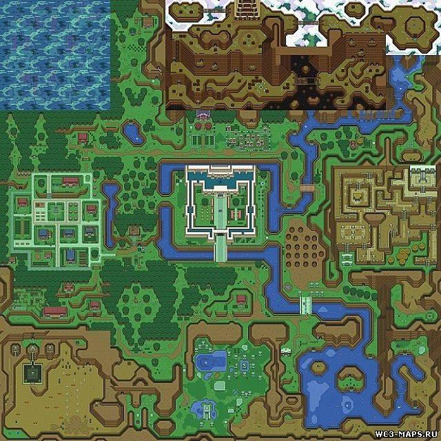 minecraft карта замок феодала
