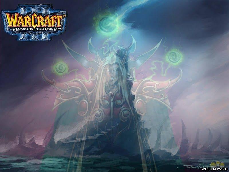 Warcraft 3 frozen throne 1. 26a(+batl. Net) (полная версия 1,26.