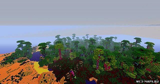 ... craft Texture Pack скачать - Текстуры для minecraft: wc3-maps.ru/load/vse_dlja_minecraft/tekstury_majnkraft/rainbow...