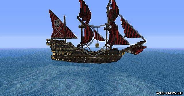 Скачать Карту Для Майнкрафт Пираты - фото 10