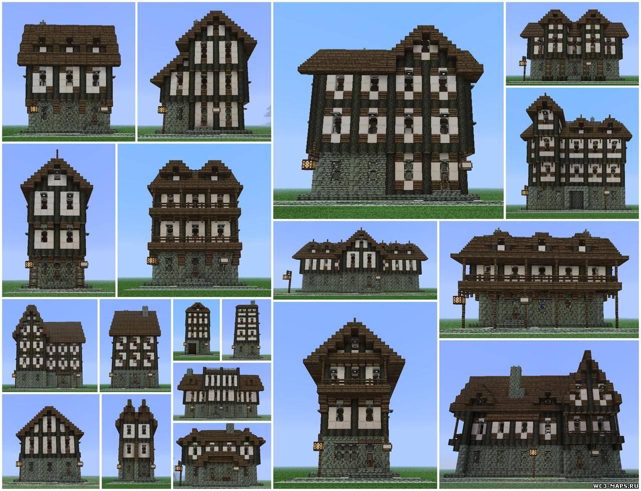 Категория готовые постройки