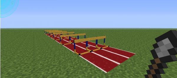 Как сделать олимпийские игры в майнкрафт