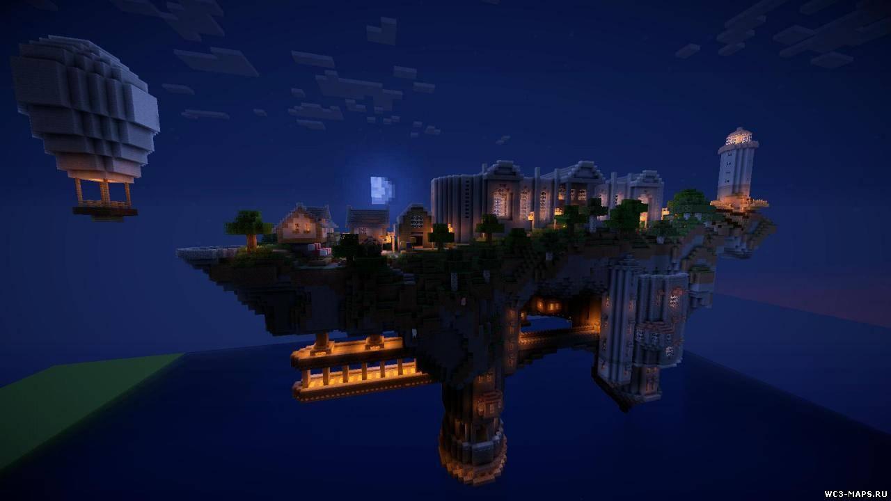 Майнкрафт 1 5 2 Остров На Выживание