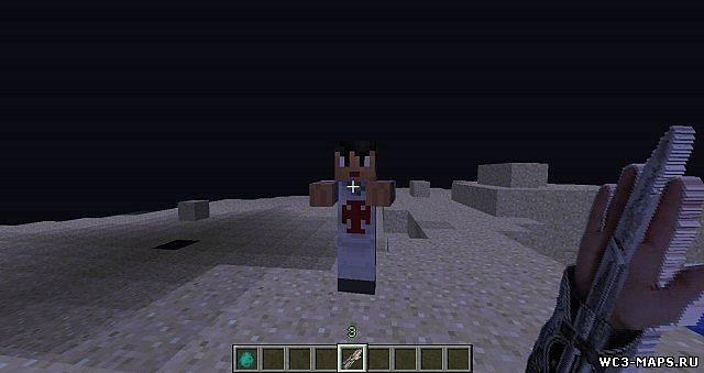 minecraft текстуры assassin: