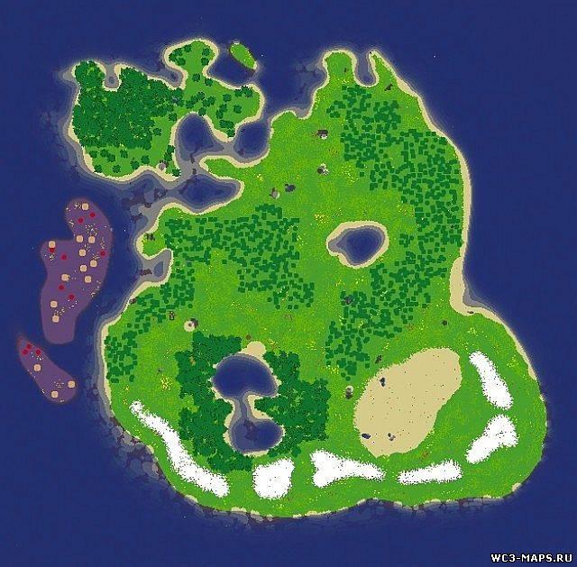 скачать карты для майнкрафт 1.7.2 на выживание на летающих островах #2