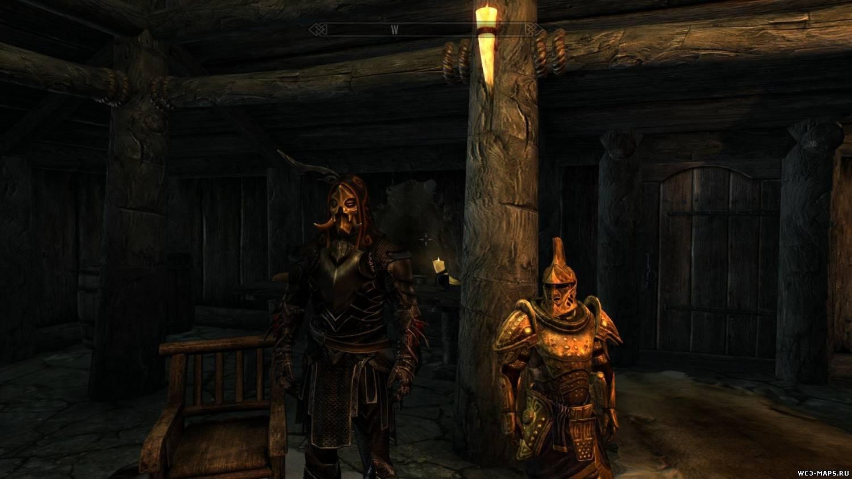Все смертные - Геймплей - Моды для Skyrim - Каталог модов - Tes-Game 66