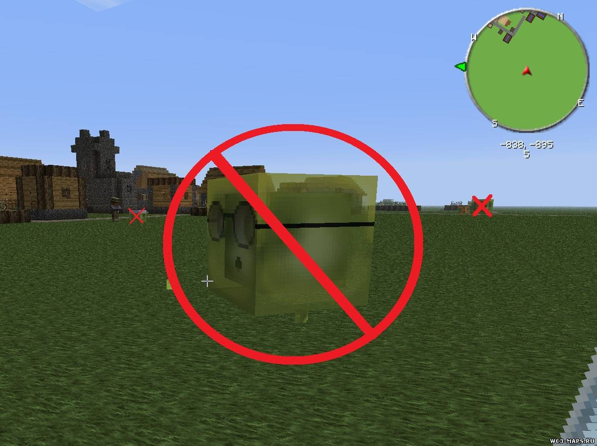 No slimes in superflat мод minecraft 1 4 4