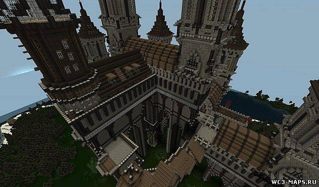 Скачать Карту Для Minecraft Крепость - фото 11