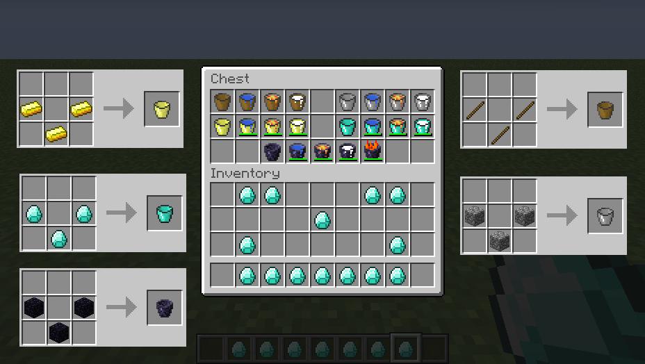 Как самим сделать в minecraft 838