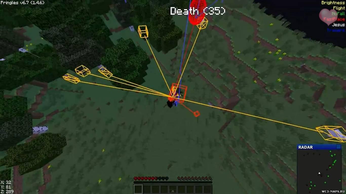 Minecraft 1.9 3 Клиент
