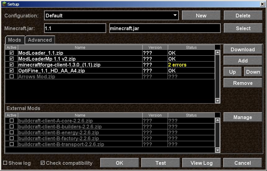 Майнкрафт скачать лаунчер 1.8.7