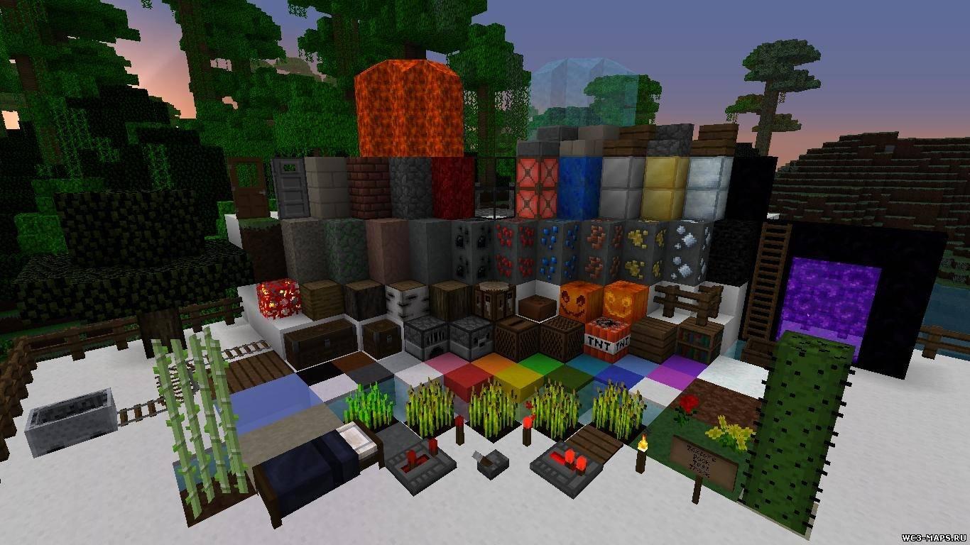 ... с: Minecraft 1.5.2, Minecraft 1.5.1, Minecraft 1.4.7: wc3-maps.ru/load/vse_dlja_minecraft/tekstury_majnkraft/tekstury...