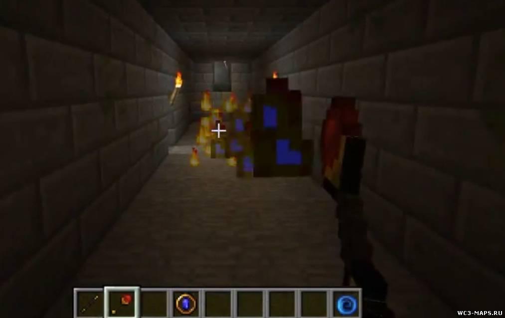 Магию и магическое оружие для minecraft 1 5 2