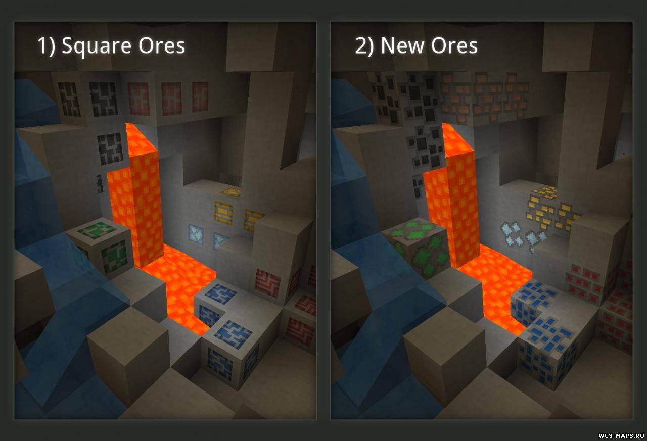 текстуры для minecraft 1 2 2: