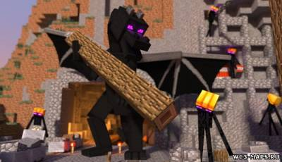 Minecraft 1 5 2 с 14 установленными модами
