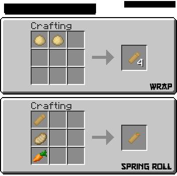 Мод на новую еду для minecraft 1 5 2
