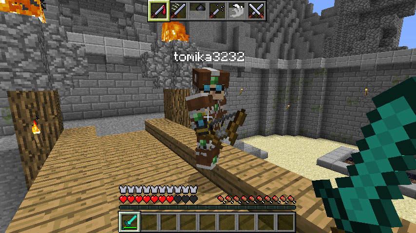 Minecraft Classes Plugin