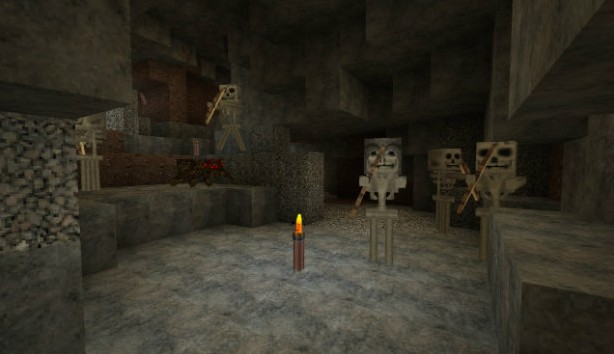 "Ресурс пак ""T42'S HD"" для Minecraft 1.6.2"
