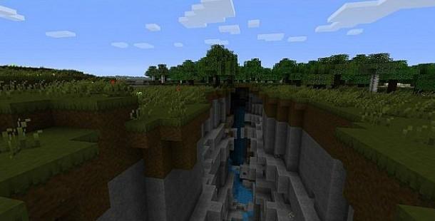 """Ресурс пак """"Castlecraft"""" для Minecraft 1.6.2"""