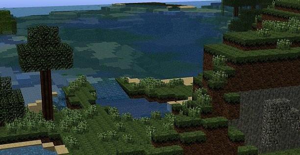 "Ресурс пак ""Skyfall-realistic"" для Minecraft 1.6.2"