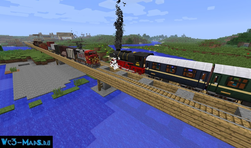 traincraft 1.8