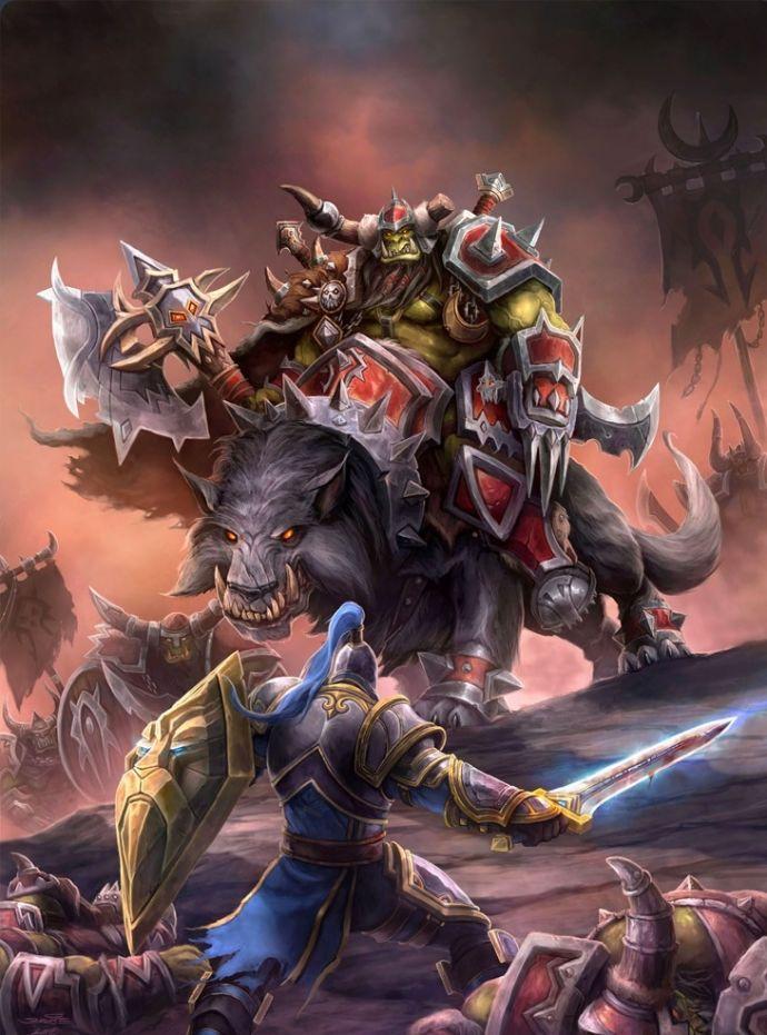 Warcraft 3 жизнь нагишом - c3