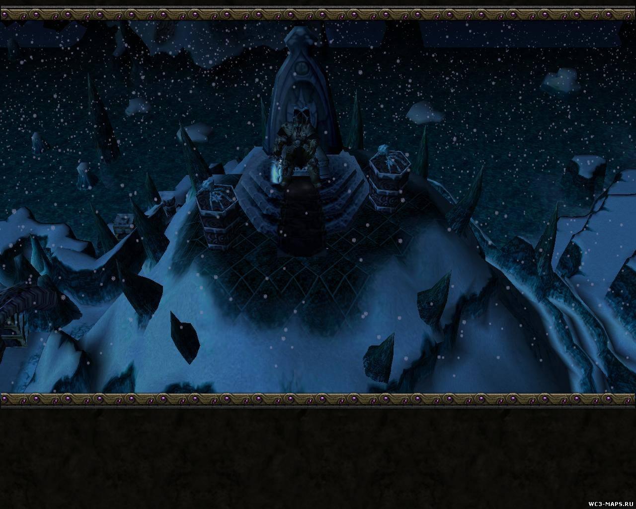 Дополнительные кампании для warcraft 3 frozen throne от blizzard.