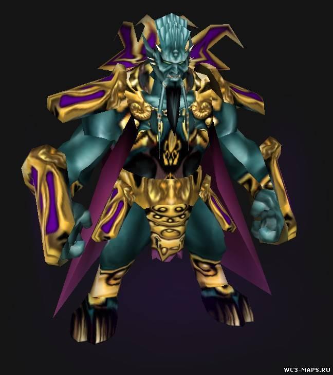 Легендарное оружие World of Warcraft времен ванилы и TBC