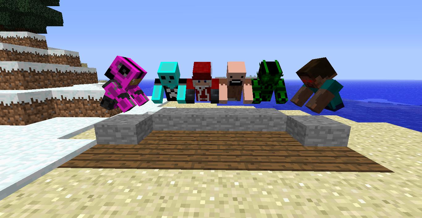"""Моды для Minecraft, скачать моды на Майнкрафт """" Страница 147"""