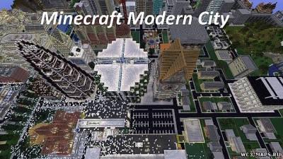 Карты для Майнкрафта, скачать Карты Майнкрафт