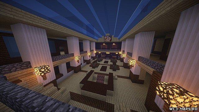 Скачать Карту Банк Для Minecraft - фото 9