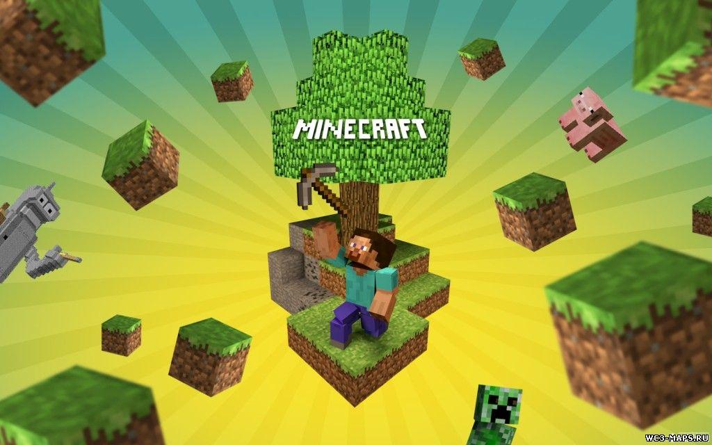 Minecraft 1.7.9 чистый