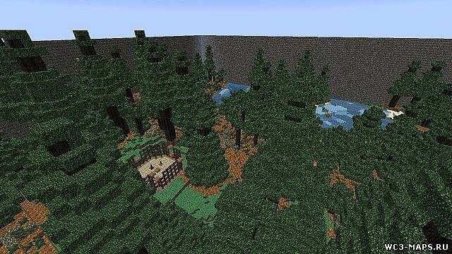 Карты для minecraft 1. 6. 4 / minecraft inside.
