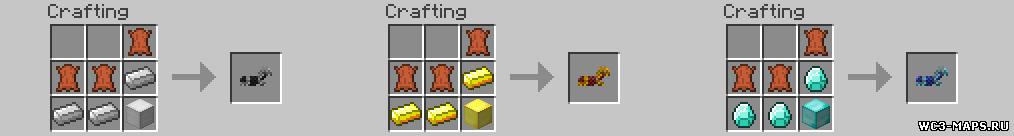 Как сделать седло в minecraft и оседлать лошадь со свиньей