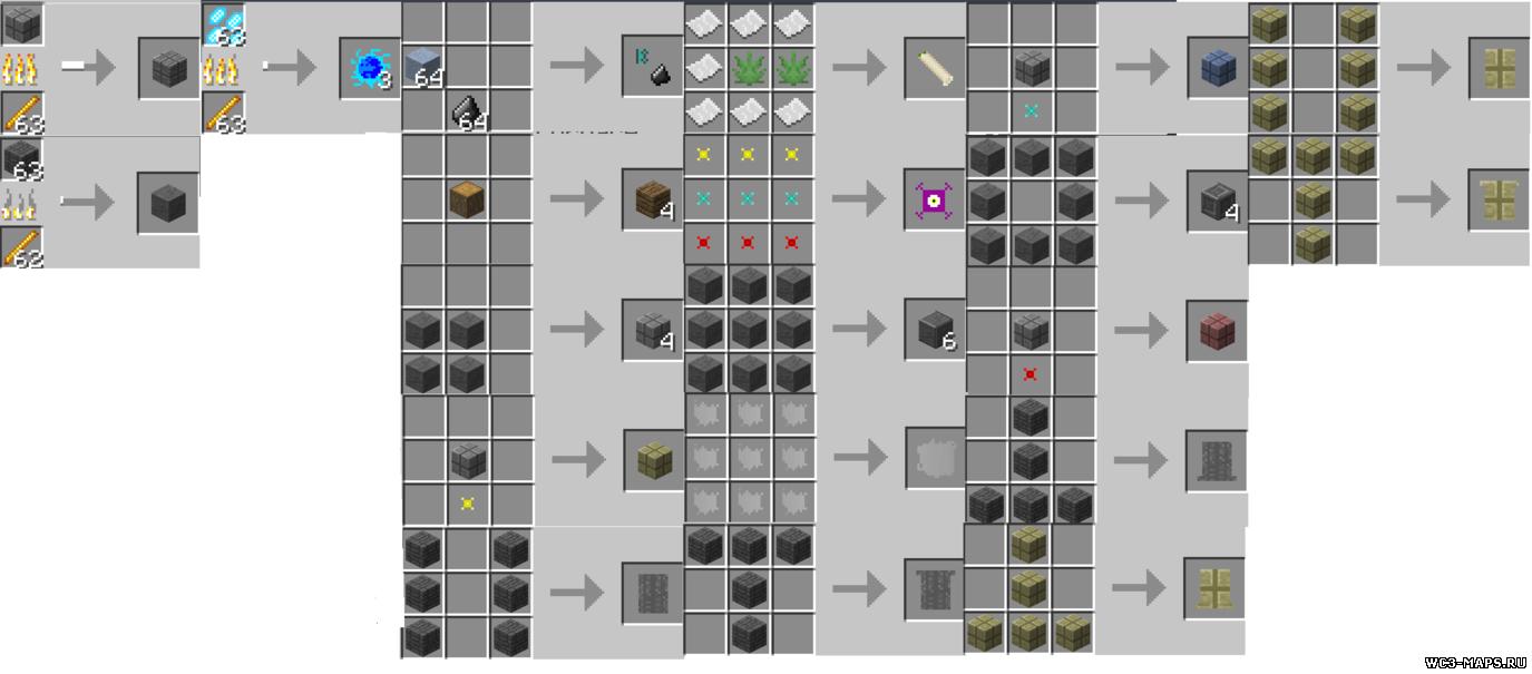 Скины для Майнкрафт 1.7.10 - minecraft179.ru