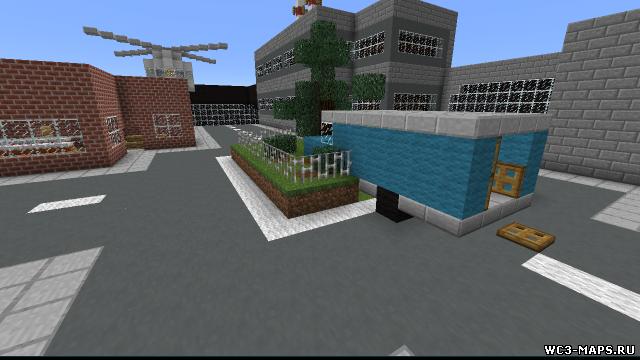 Minecraft скачать карту на прохождение на 2 - фото 3