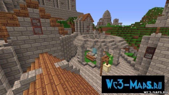 ресурс паки для minecraft 1.8 #11