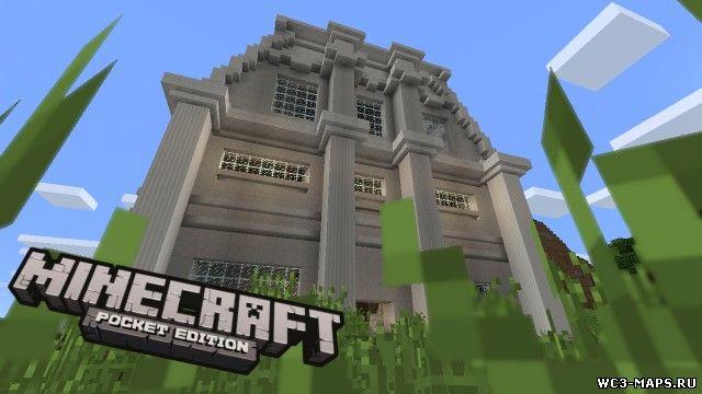Скачать Карту Банк Для Minecraft - фото 3