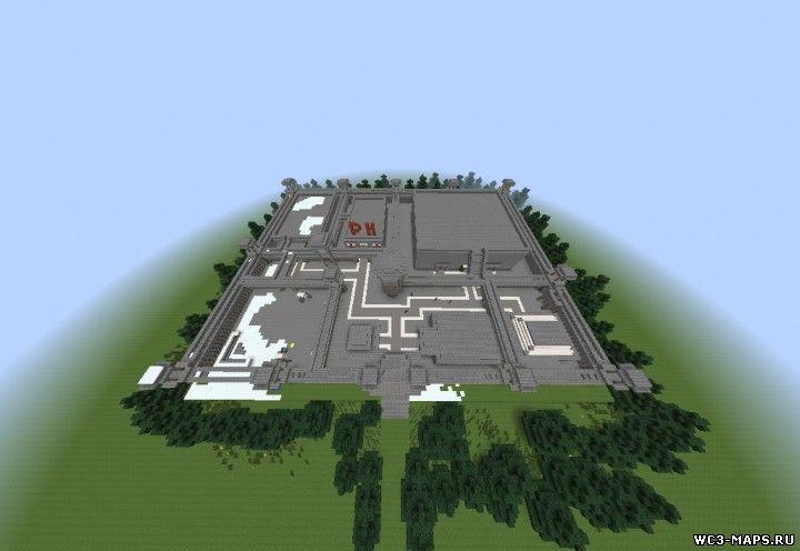 Майнкрафт скачать карту тюрьма для 1.7.10