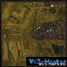 Мод на мини карту