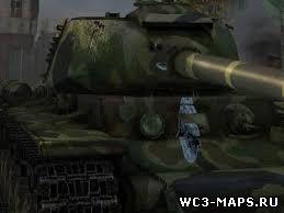 Звуки при попадании в танк