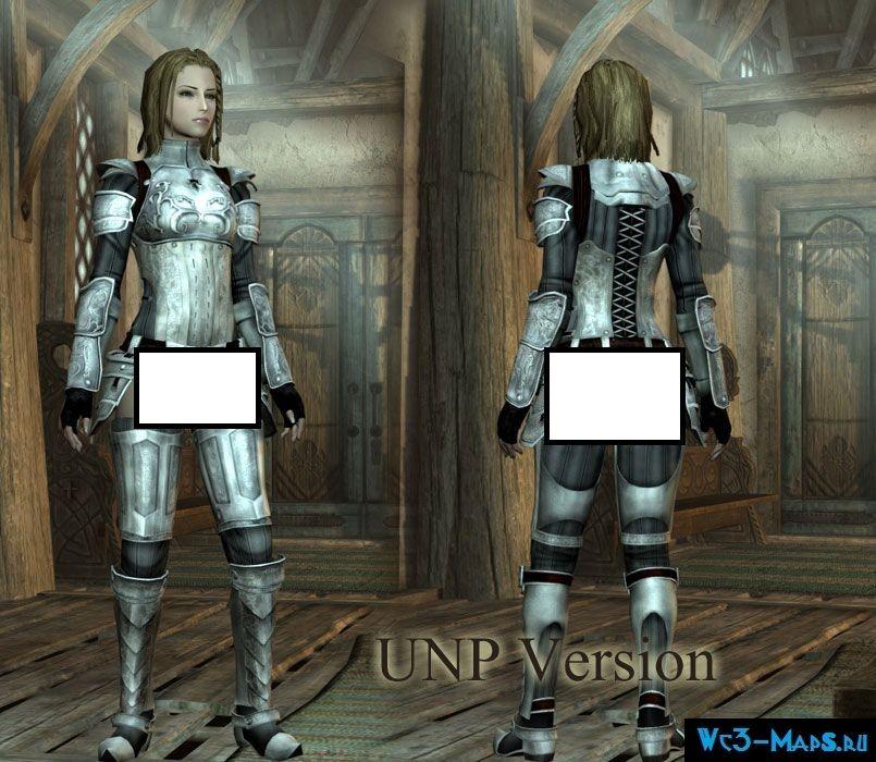 Моды для скайрим на сексуальную тяжелую броню