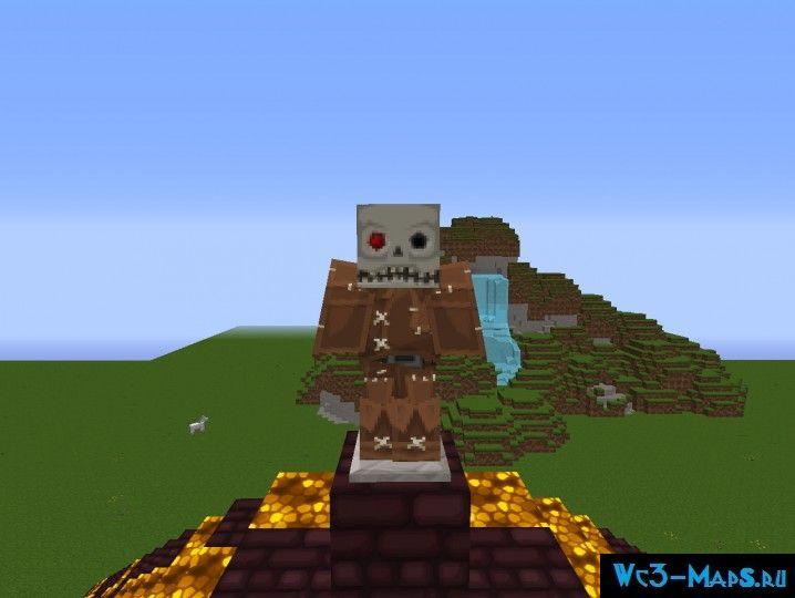 скачать игру майнкрафт выживание на острове