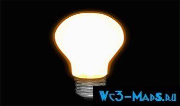 Анимированная лампочка 6 чувства с озвучкой для WOT 0.9.8.1 скачать