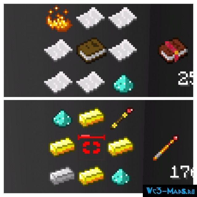 скачать мод на алмазы для майнкрафт 1 8