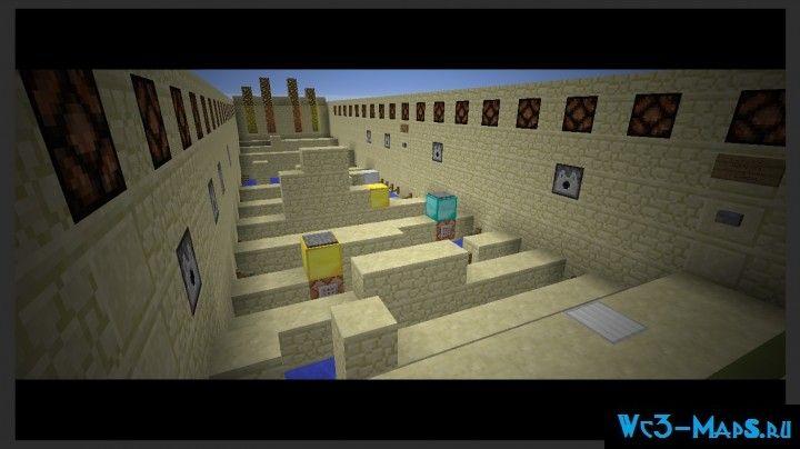 Minecraft скачать карту на прохождение на 2 - фото 7